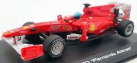 Burago 1/32 Scale Model Car #18 46800 - Ferrari F10 #8 Fernando Alonso