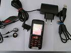 Sony Ericsson W 200i Walkman Simfrei Zubehörpaket gebraucht Nr. 233 X