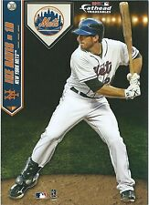 IKE DAVIS NEW YORK METS PIRATES FATHEAD TRADEABLES REMOVABLE STICKER 2011 #37