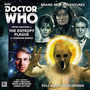 Doctor Who BIG FINISH audiobook - #197 - THE ENTROPY PLAGUE (CD)