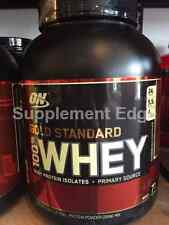 Optimum Nutrition Gold Standard Whey 5lbs Extreme Milk Chocolate *Free Shipping*