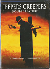 JEEPERS CREEPERS 1&2 DVD BRAND NEW SEALED DOUBLE FEATURE