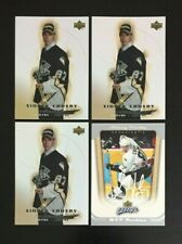 2005/06 Upper Deck McDonalds & MVP Sidney Crosby Rookie RC Lot x 4