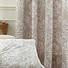 Catherine Lansfield Toile Damask natural cushion cover