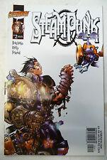 steampunk 2  cliffhanger chris bachalo image comics