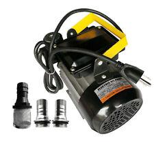 110V Ac Self Priming Electric Oil Pump Transfer Fuel Diesel 16Gpm 44Psi Yb60-1