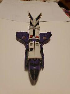 Vintage 1985 Hasbro G1 Transformers Astrotrain Decepticon