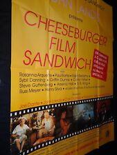 HAMBURGER FILM SANDWICH Kentucky Fried Movie JOHN LANDIS  affiche cinema