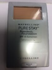 Maybelline Pure Stay Powder Foundation ( FAWN ) NEW.
