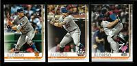 2019 Topps Update PETE ALONSO rookie LOT rc - debut hrd asg peter mets new york