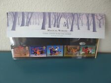 Royal Mail Stamps Magical Worlds Classic Fantasy Books For Children Mint 1998