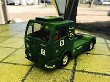 Slot CLUB Scalextric Camion MERCEDES BP