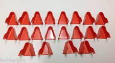 Complete Wide Rung Cap set for Dark Horse Fiberglass Little Giant Ladder 31296