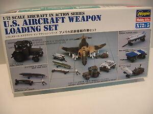 Aircraft loading Set,Academy X 72-5, Traktor, Bomben, Generator 1:72 Bausatz NEU