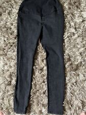 Black Maternity Jeans. Size 12, George. New