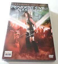 RESIDENT EVIL APOCALYPSE (SPECIAL EDITION) FILM DVD ITALIANO PERFETTO!!