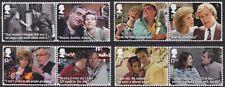 GB Coronation Street set (8 stamps) MNH 2020