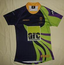 Durham City RFC (DCRFC) / #7 2016 Tour - IMPACT - MENS rugby Shirt / Jersey. XL
