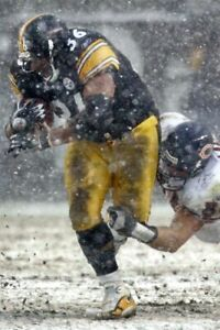 JEROME BETTIS PITTSBURGH STEELERS Poster Football Print Poster  2 x 3 Feet  5