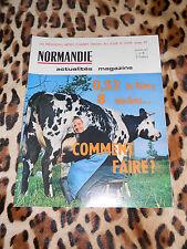 REVUE - NORMANDIE ACTUALITES - n° 8 - 1971