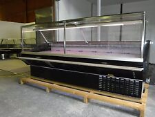 2.5M SERVE OVER DISPLAY COUNTER CHILLER  MEAT/FISH FRIDGE DELI COUNTER