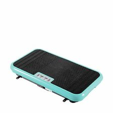 Vibration Machine/Vibration Plate - VibroSlim Ultra Mint Blue - DEMO