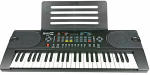 RockJam Compact 49 Key Keyboard Piano With Simply Piano App