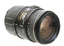 SIGMA APO Macro 70-300mm f/4-5.6 PENTAX K-AF Mount Camera Lens w/ Extras - D39