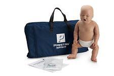 Prestan Infant CPR Manikin Dark Skin CPR AED Training Mannequin PP-CM-100-DS