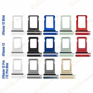 iPhone 12 Mini / 12 Pro / 12 Pro Max / 12 Single Sim Card Holder Tray