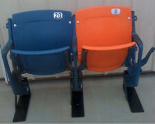 Detroit Tiger Stadium seats - BLUE & ORANGE!!!
