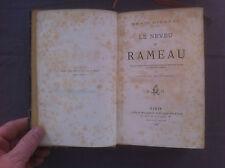 DIDEROT : Le neveu de Rameau. Introduction de Asselineau - 1862