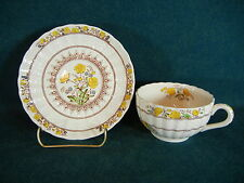 Copeland Spode Buttercup Cup and Saucer Set(s)