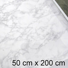 Glossy Marble Contact Paper Self Adhesive Wallpaper Decorative Wall Sticker