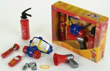 Fireman Sam Utility Belt Set-Gilet Torche semblant hache et Talkie Walkie