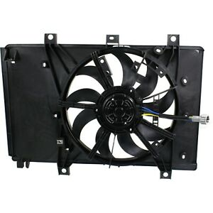New Cooling Fan Assembly Sedan for Toyota Yaris Scion iA 16 TO3115190 16360WB001