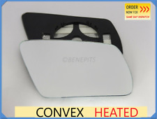 For Audi A6 Allroad 2006-2012 Wing Mirror Glass Convex HEATED Right A017