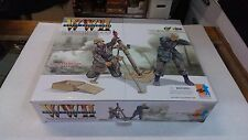 "Dragon - ""Willie Junge"" ""Josef Alte"" - 1/6 WWII German FJR 3 8 cm Mortar Team"