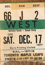 Darryl Sittler 4 pts Toronto Maple Leafs 7 chicago Blackhawks 1 1977 MLG Crazy