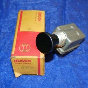 *Neu* Vorglühschalter Bosch 0343008006 Traktor LKW Baumaschine Mercedes KHD