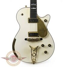 Brand New Gretsch USA Custom '55 6134 White Penguin Relic by Stephen Stern