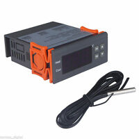 Digital Temperature Controller Control Sensor Thermostat Heating & Cool Control