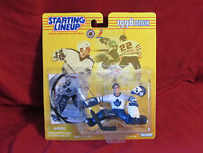 Felix Potvin Maple Leafs 1998 Starting Lineup 4 inch Hockey Figure