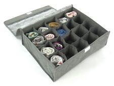 Periea 20 ranuras medio de almacenamiento organizador armario cajón solución calcetines lazos
