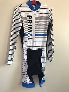 PRIMAL Wear CX Cross Suit Cycling Triathlon Speedsuit Skinsuit XS,S,M,XL,