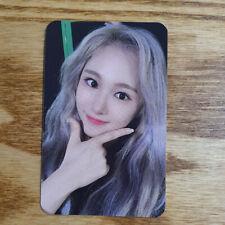Mia Official Photocard Everglow 2nd Single Album HUSH Kpop Genuine