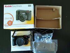 Kodak EasyShare Z8612 IS 8.1MP Digital Camera - Black