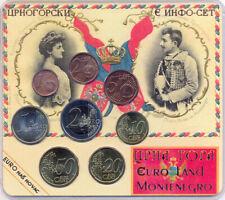 Deutschland Euro KMS 2004 D -  Montenegro