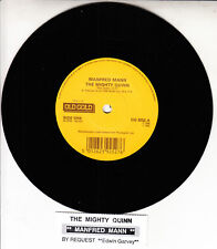 """MANFRED MANN The Mighty Quinn & By Request - Edwin Garvey 7"""" 45 record NEW RARE!"""