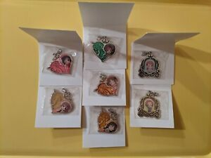 Idolmaster/iDOLM@STER Cinderella Girls clear stained charms Cute/Cool/Passion